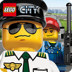 City - bygg din Lego by!