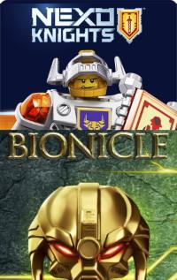 Bionicle & Nexo Knight