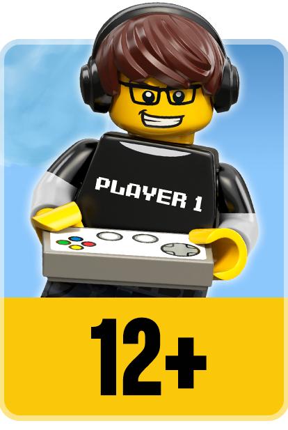 Alder 12+